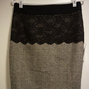 Zara Knee Skirt